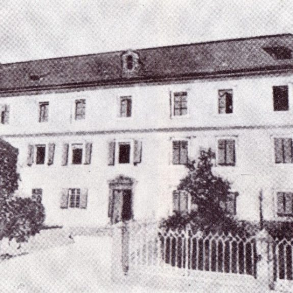 First school building